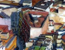 Sulla Città – Napoli (Peinture)