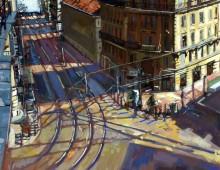 Marseille – Vue du Panier