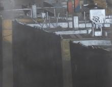 Sur les toits – Série noire I